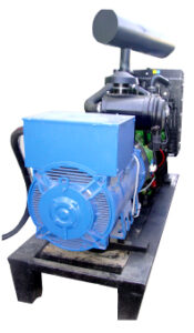 200 KVA Generator for non-stop production